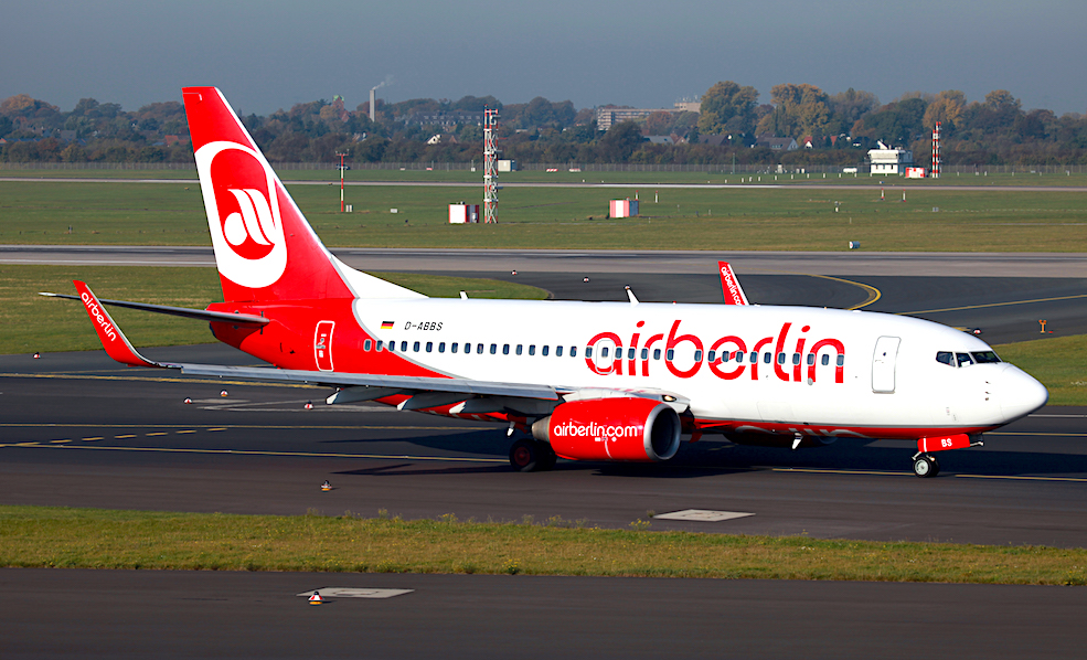 Keith Brady Law - KBL - Air Berlin Bankruptcy