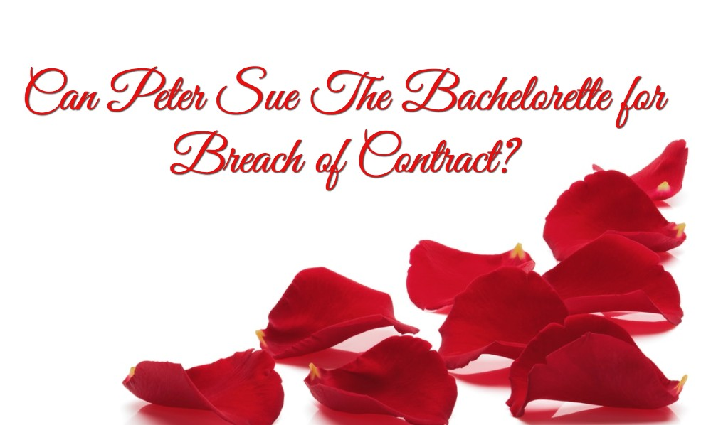 Keith Brady Law - KBL - Bachelorette Breach Contract