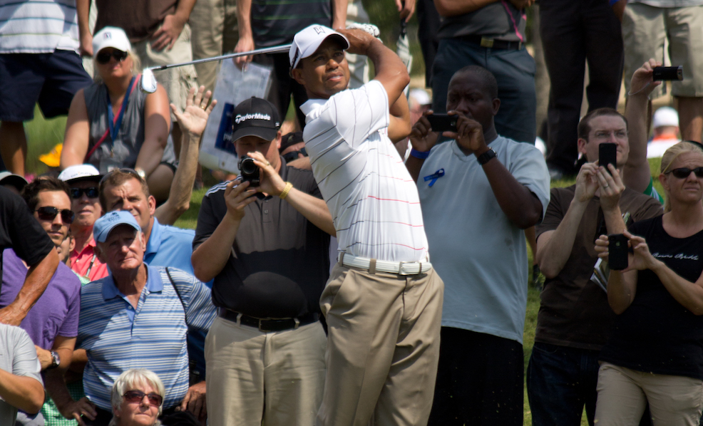 Tiger Woods - Leaked Photos and the Law - KEITH BRADY LAW